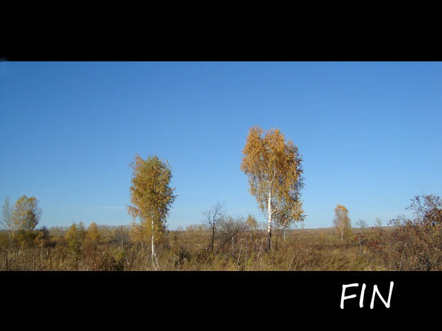 Autumn In Russia. Altay 2010