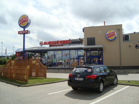 Бургер Кинг в Любеке