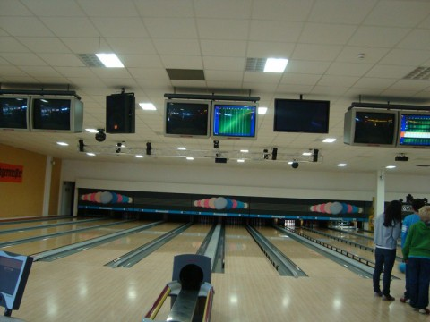 Gilde bowling in Luebeck
