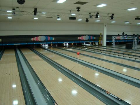 Боулинг в Германии (Gilde Bowling, Luebeck)