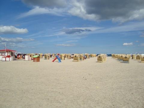 Отдых на Балтийском море. О еде, питие и хорошей погоде.