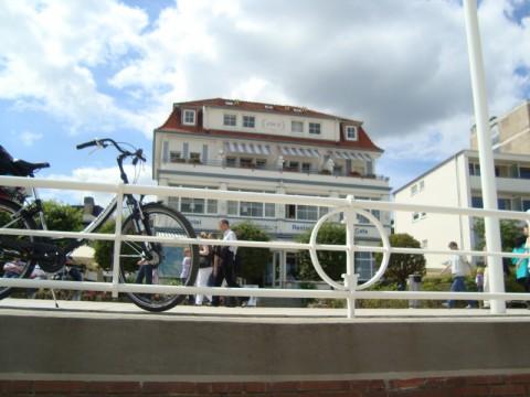 Виллы на Ostsee Strandpromenade
