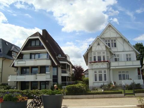Уютные дома в Германии у Балтийского моря