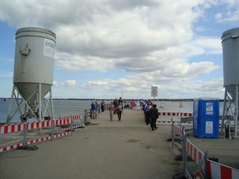 Реконструкция набережной Балтийского моря