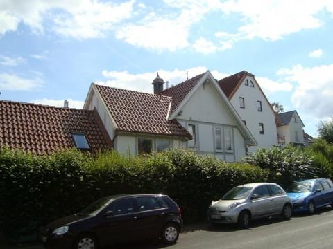 Красивые просторные дома в Германии