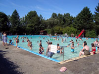 Freibad Moisling in Germany