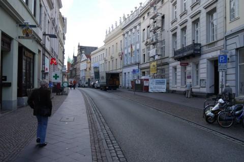 На улицах старого Любека