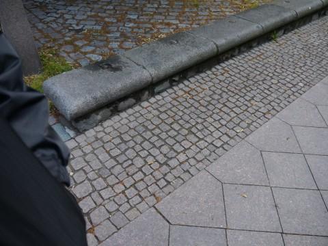 Плитка на улицах Любека