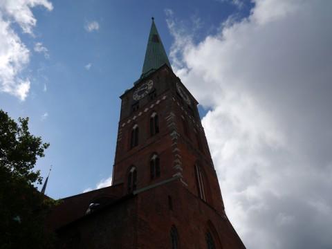 Церковь Сент-Якоби