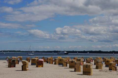 Отдых на Балтийском море. Шикарные тачки, виллы в Германии и море...