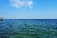 Travemünde - пляж Балтийского моря в Германии
