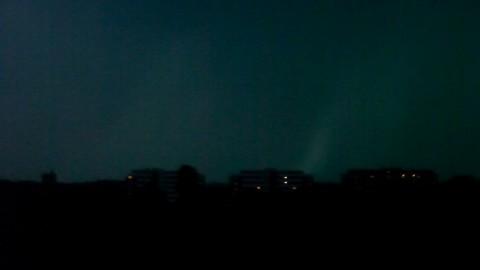 Германия. Вид с балкона, подвал по-немецки и громогласный гнев вечернего Любека!