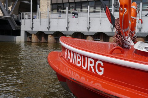 Hamburg Hafen - порт Гамбурга