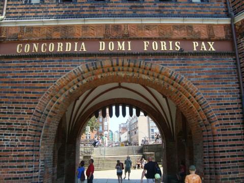Concordia Domi Foris Pax