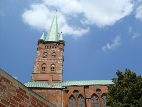 Церковь святого Петра в Любеке