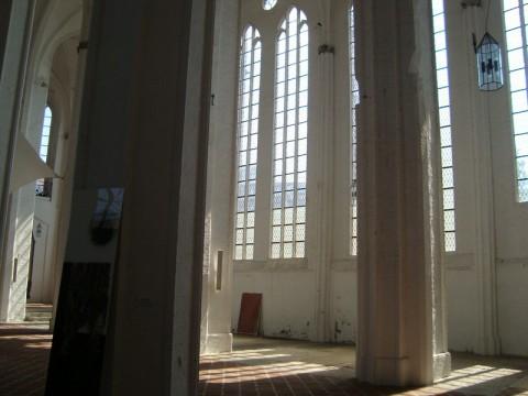 В зале церкви Святого Петра