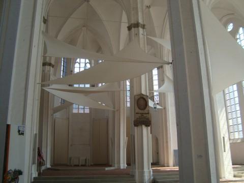 Зал церкви святого Петра