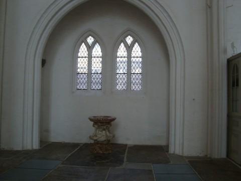 Крутой горшок в церкви святого Петра