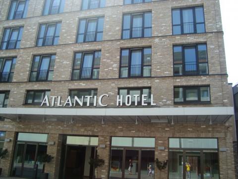 Atlantic Hotel - Любек