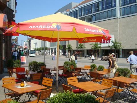 Кафешки и рестораны в Любеке