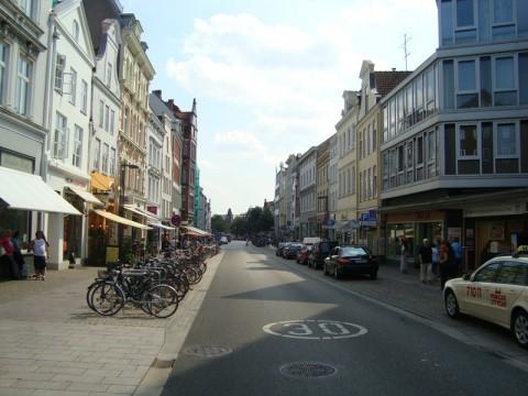 Велосипеды в Германии (Любек)