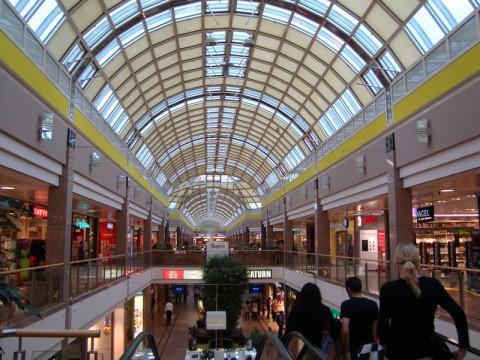 Торговый центр Гамбург