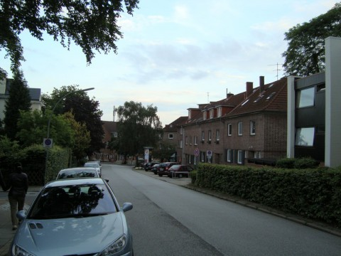Где-то на окраине Гамбурга