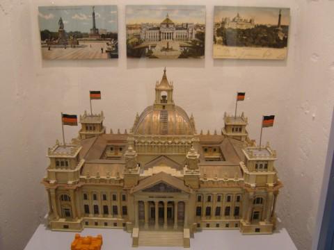 Музей Колонны Победы в Берлине. Рейсхтаг.