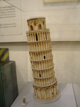 Ну это знаменитая Пиза. Пизанская башня в Италии