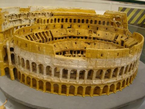 Не менее знаменитый Колизей (Италия)
