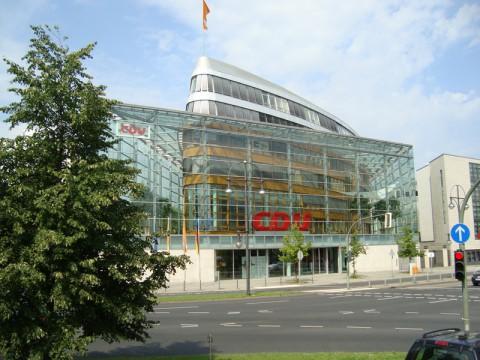 CDV в Берлине