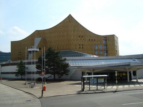 Прикольное здание в Берлине