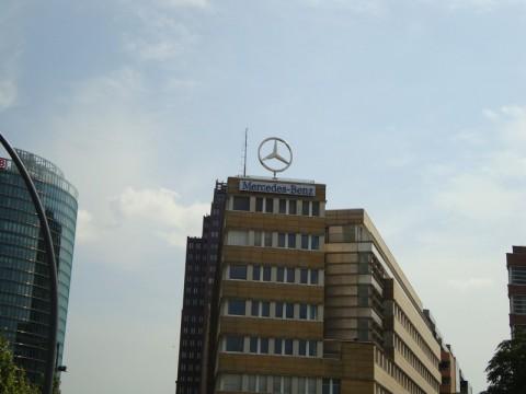 Mercedes-Benz в Берлине