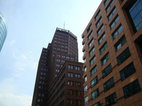 Высотные здания в Берлине