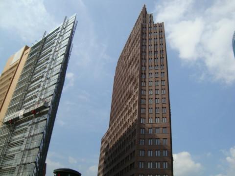 Здания в Берлине