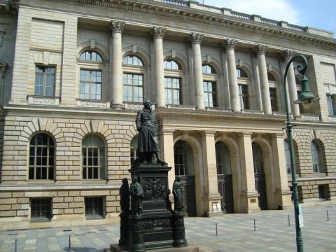 Монумент Генриху фом Штейну в Берлине