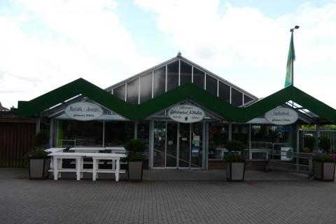 Цветочный магазин в Любеке