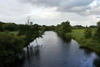 Река Траве в Любеке
