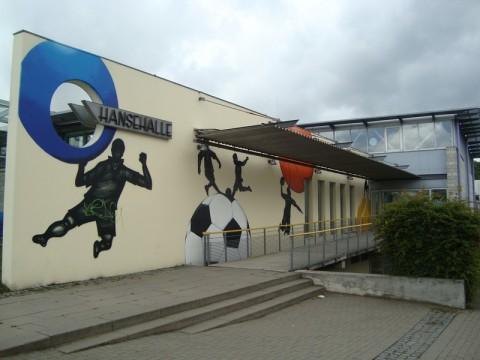Германия. Спортклуб в Любеке