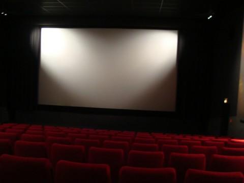 Кинозал в кинотеатре Любека