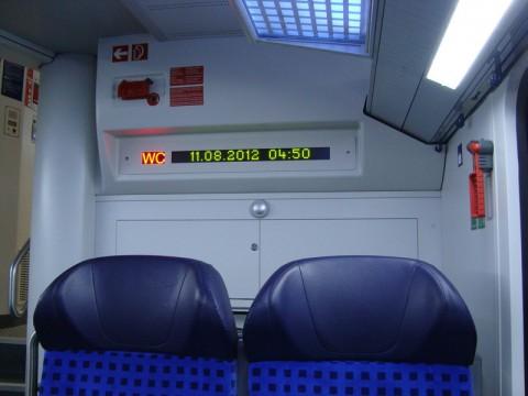 В поезде из Любека в Гамбург