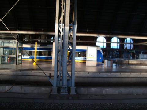 Bremen Hbf - вокзал Бремена