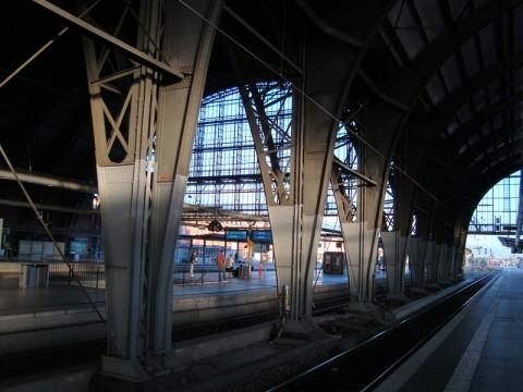 Центральный вокзал Бремена