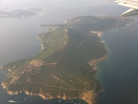 Стамбул. Остров. Приземляемся в аэропорт Стамбула - Сабиха Гёкчен.