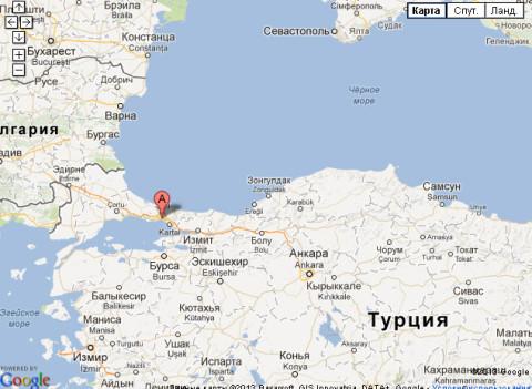 Стамбул-Омск, аэропорт г. Омск и омский вокзал