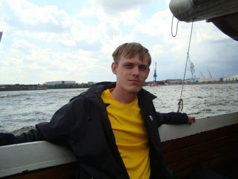Гамбург. Морской порт