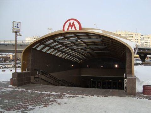 Метромост в Омске, библиотека имени Пушкина и метро, которого нет