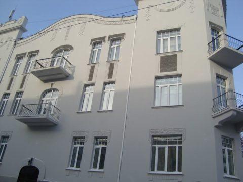Омск. Улица Чокана Валиханова