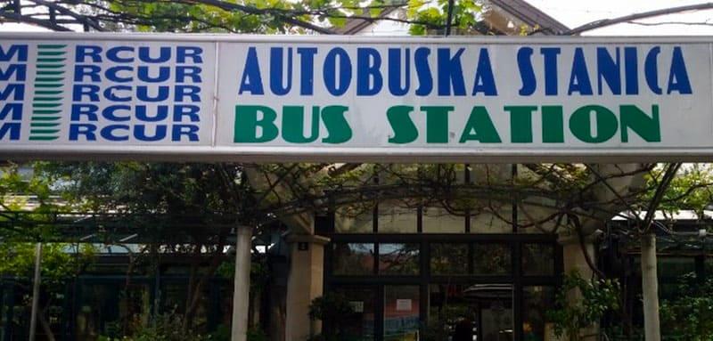Автобусная станция в Будве (автовокзал Будвы). Как пройти, как добраться из Будвы в другие города Черногории, купить билет