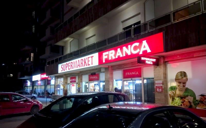 Супермаркеты Будвы или где покупать продукты в Черногории